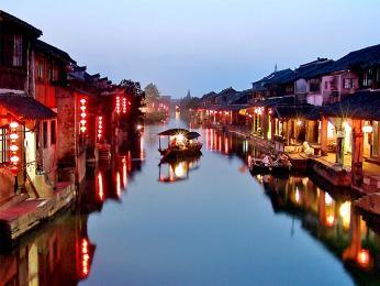 【苏杭西乌】苏州定园、杭州西湖、西溪湿地二期+双水乡西塘、乌镇大巴4日游