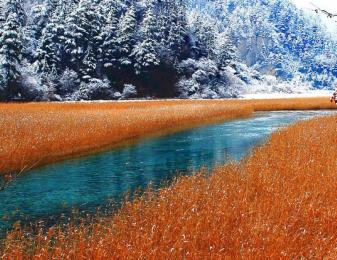 【红动中国】成都、米亚罗红河谷、红枫岭、九寨沟、黄龙、象雄文化园双飞六日游