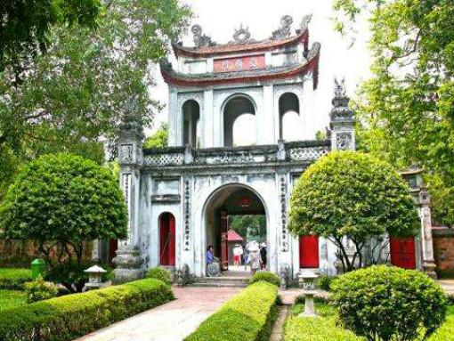 越南下龙湾-首都河内-天堂岛双飞5日游